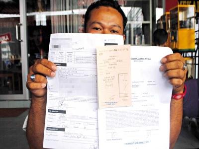 RM 930, apabila dijanjikan percutian ke Pulai Perhentian, 23 Mac lalu