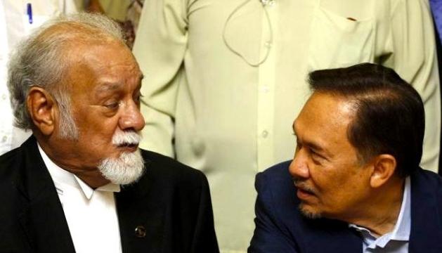 KES Liwat Anwar Ibrahim Karpal Singh Gelombang Rakyat