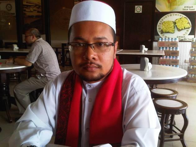 Mohd. Syamsul Mohd. Yusoff al-Hafiz